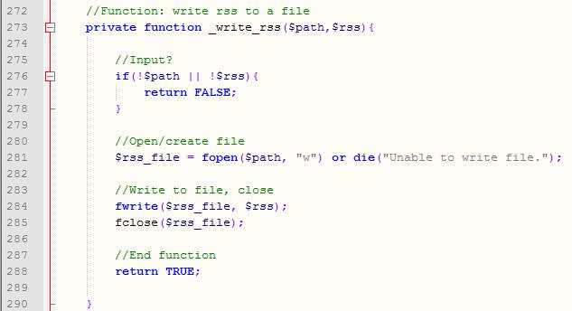File Write