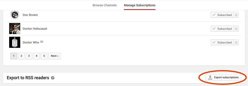 YouTubeSubs