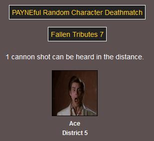Fallen Tributes 7