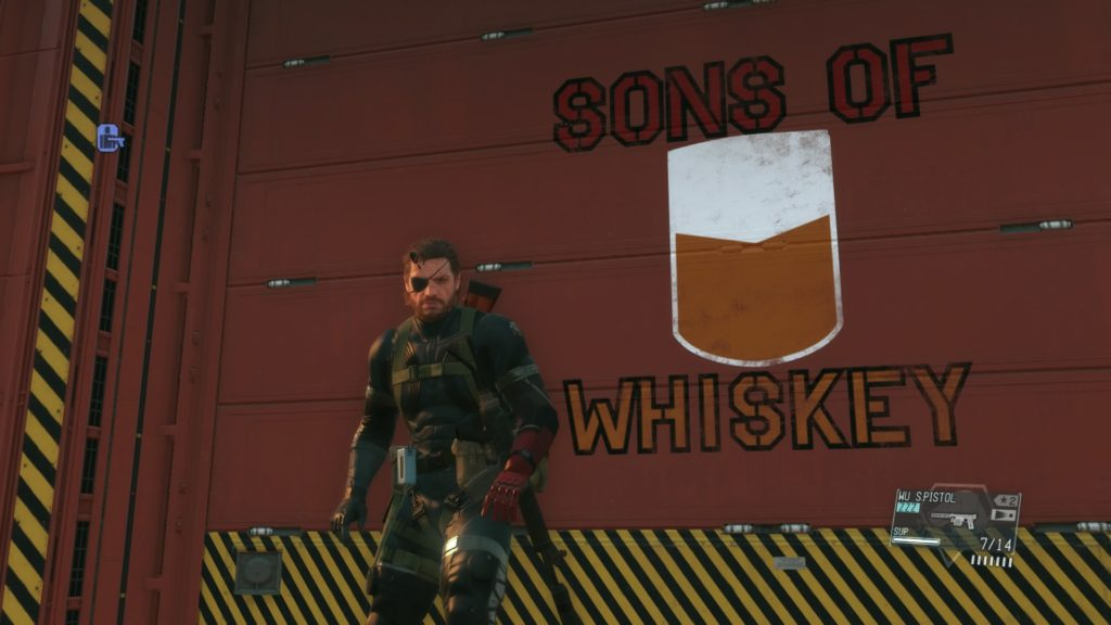 SONS OF WHISKEY