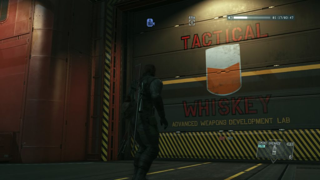 TACTICAL WHISKEY ADVANCED WEAPONS DEVELOPMENT LAB